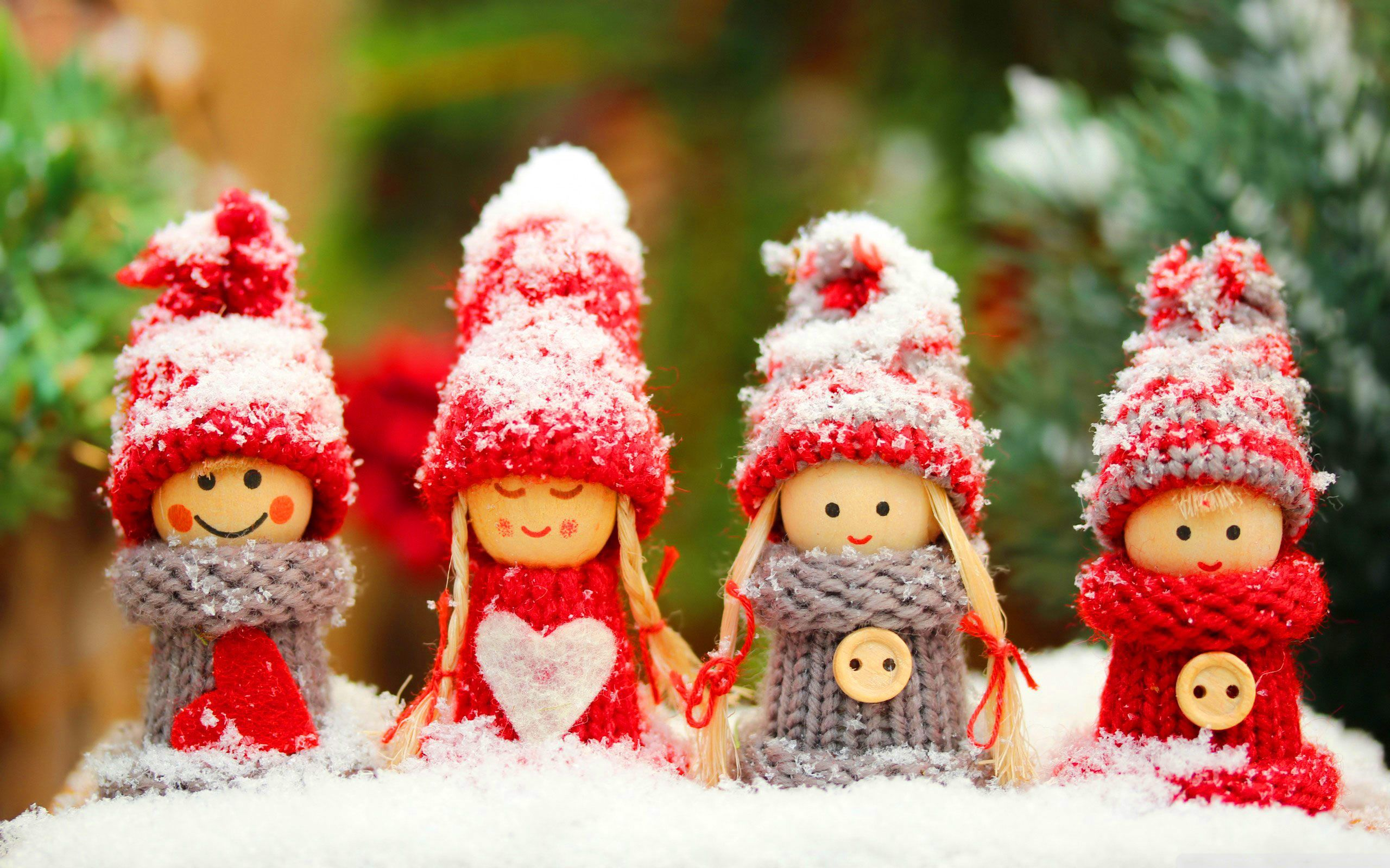 Cute Christmas Wallpapers Top Free Cute Christmas Backgrounds Wallpaperaccess