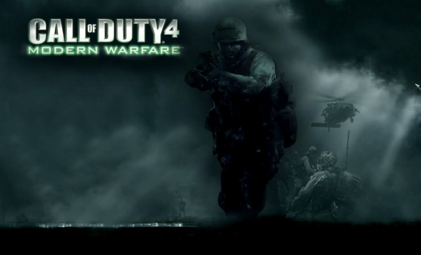 Call Of Duty 4 Wallpapers Top Free Call Of Duty 4 Backgrounds