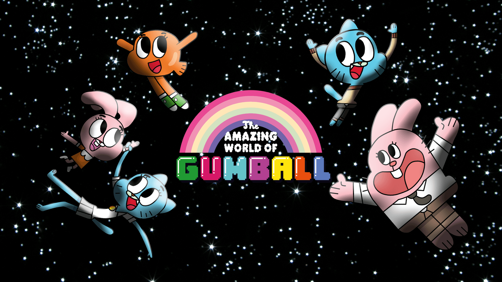 Amazing World Of Gumball Wallpapers Top Free Amazing World Of