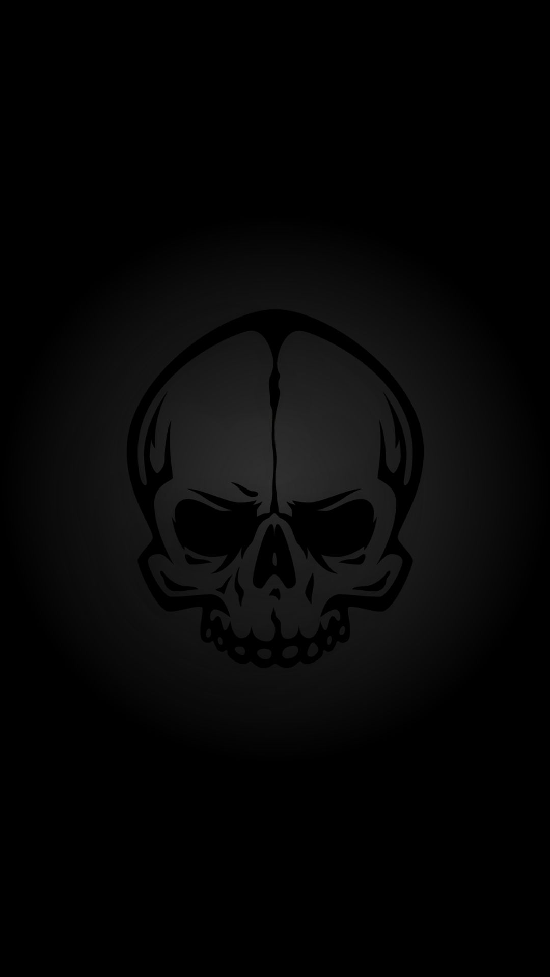 Skull Phone Wallpapers Top Free Skull Phone Backgrounds Wallpaperaccess