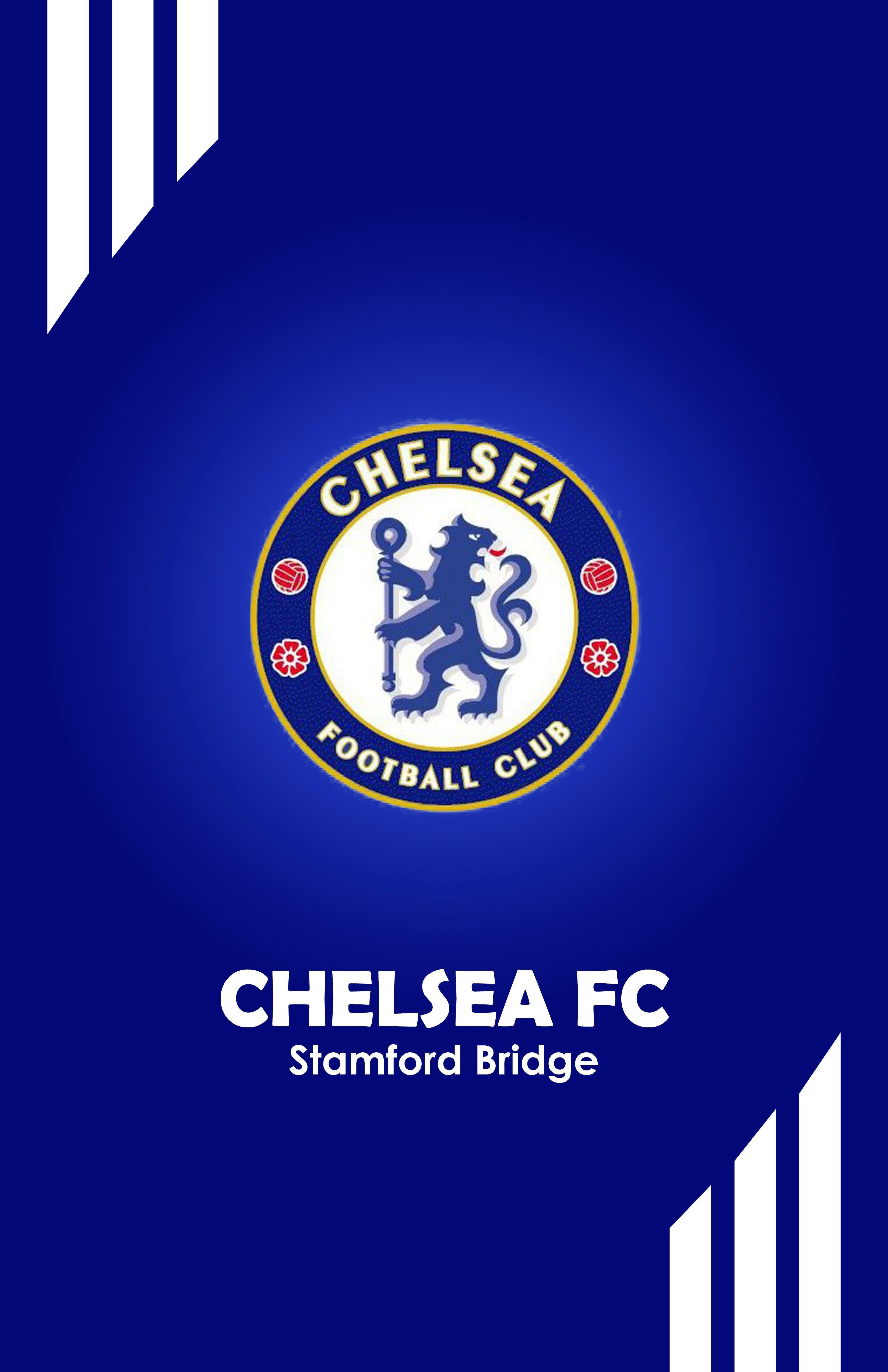 Chelsea Fc Badge : Hd Wallpaper Chelsea Fc Logo Blue And White Chelsea ...