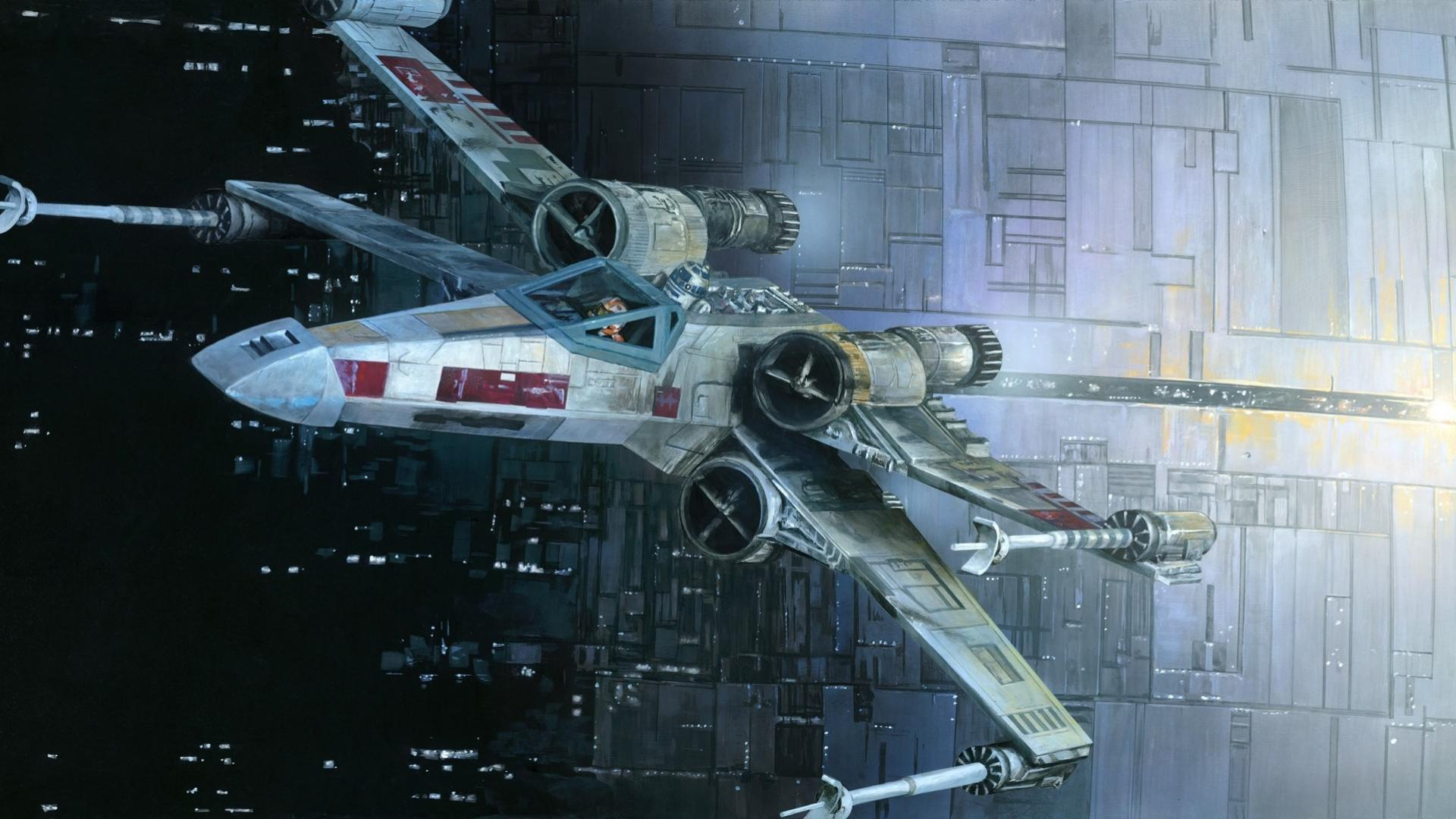 X Wing Wallpapers Top Free X Wing Backgrounds Wallpaperaccess