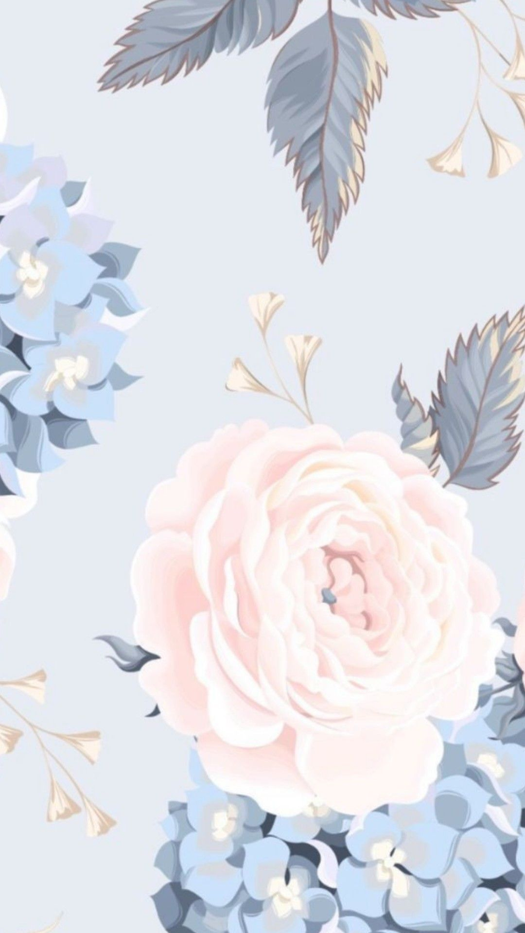 Pastel Flowers Phone Wallpapers Top Free Pastel Flowers Phone