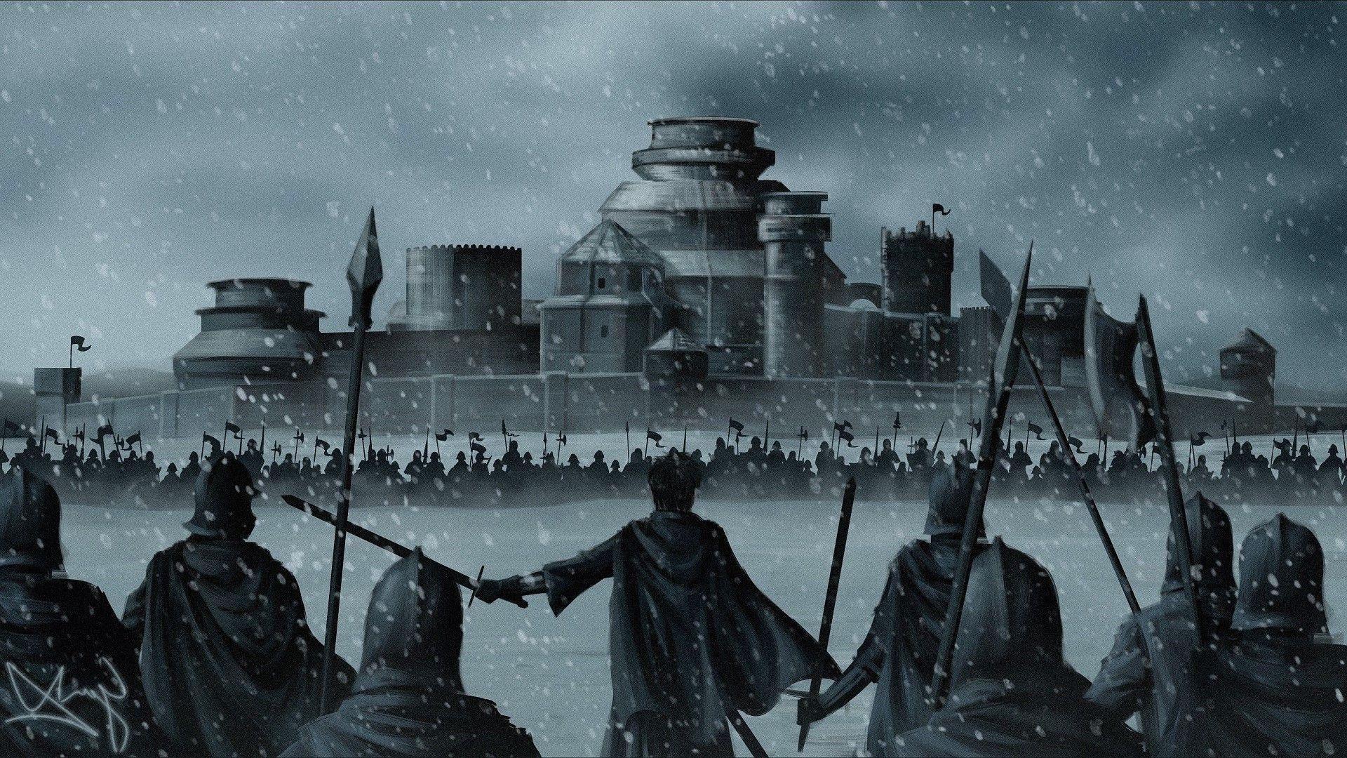 Winterfell Game Of Thrones
