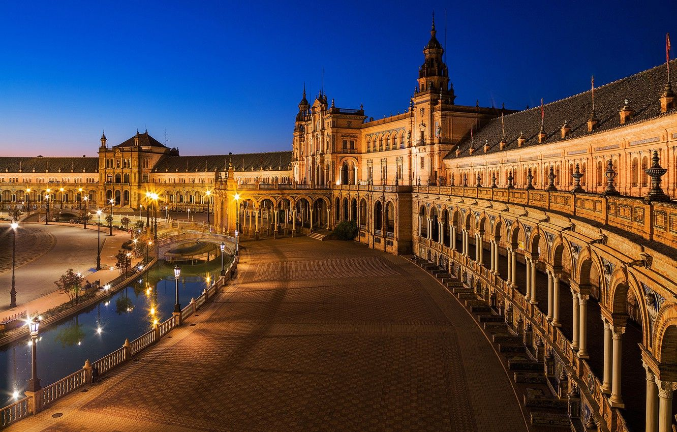 Seville Wallpapers Top Free Seville Backgrounds Wallpaperaccess