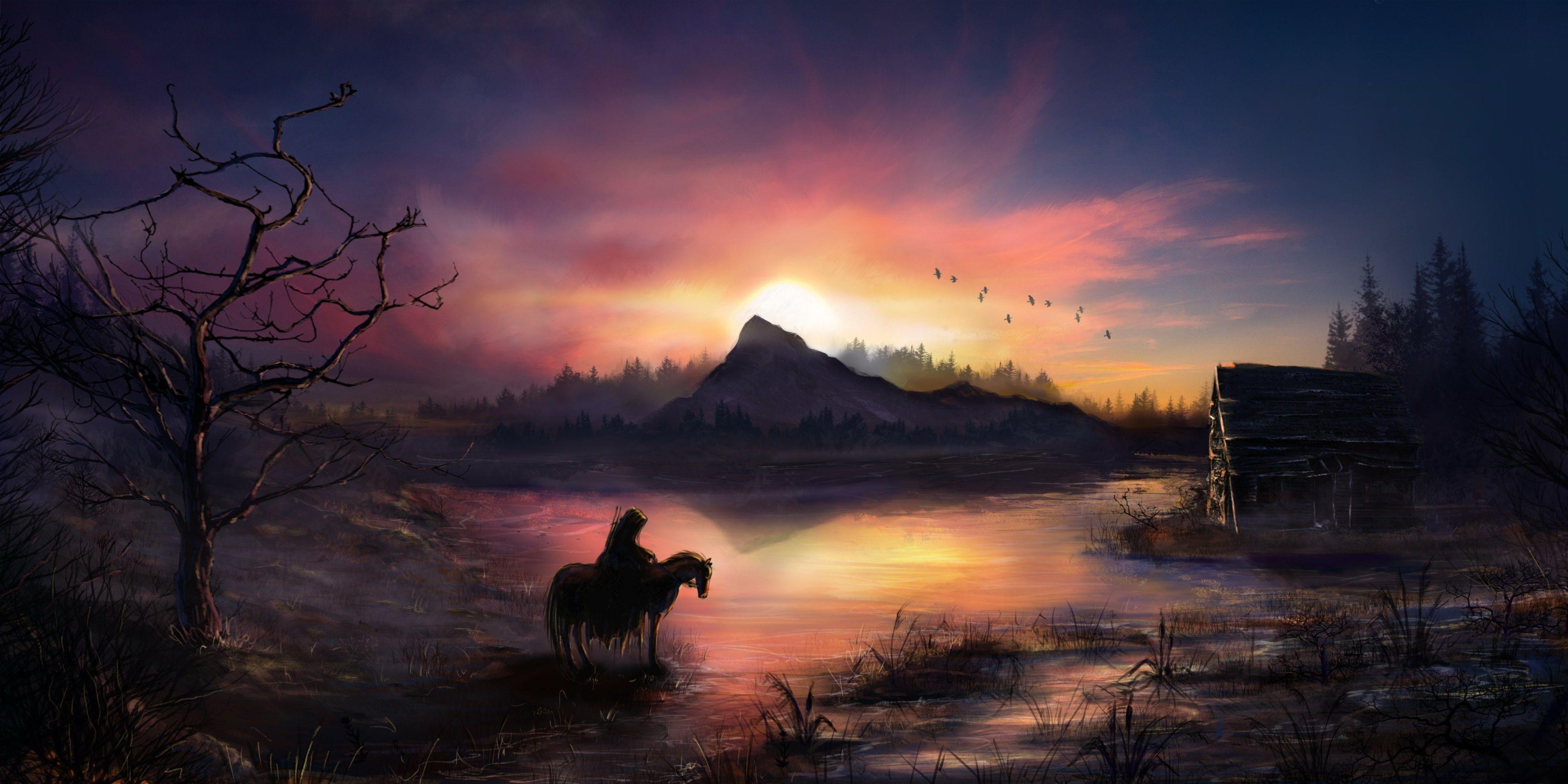 Escape from tarkov horse statue