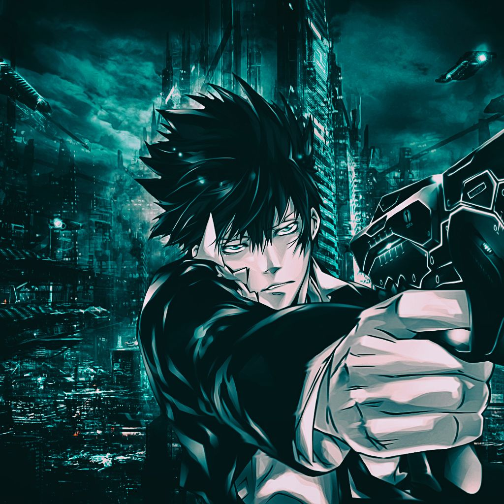 Psycho Pass Iphone Wallpapers Top Free Psycho Pass Iphone