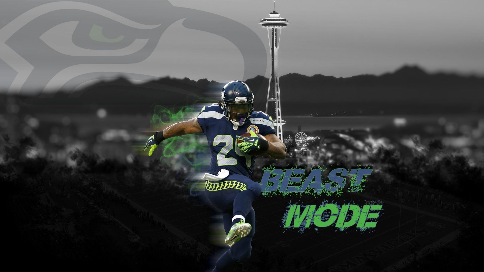 Seahawks Laptop Wallpapers - Top Free