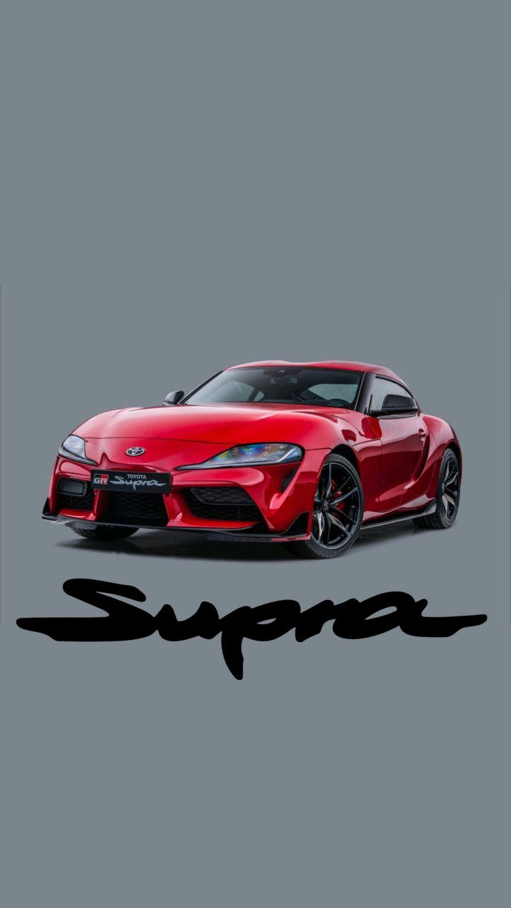 Toyota Supra Phone Wallpapers Top Free Toyota Supra Phone Backgrounds Wallpaperaccess