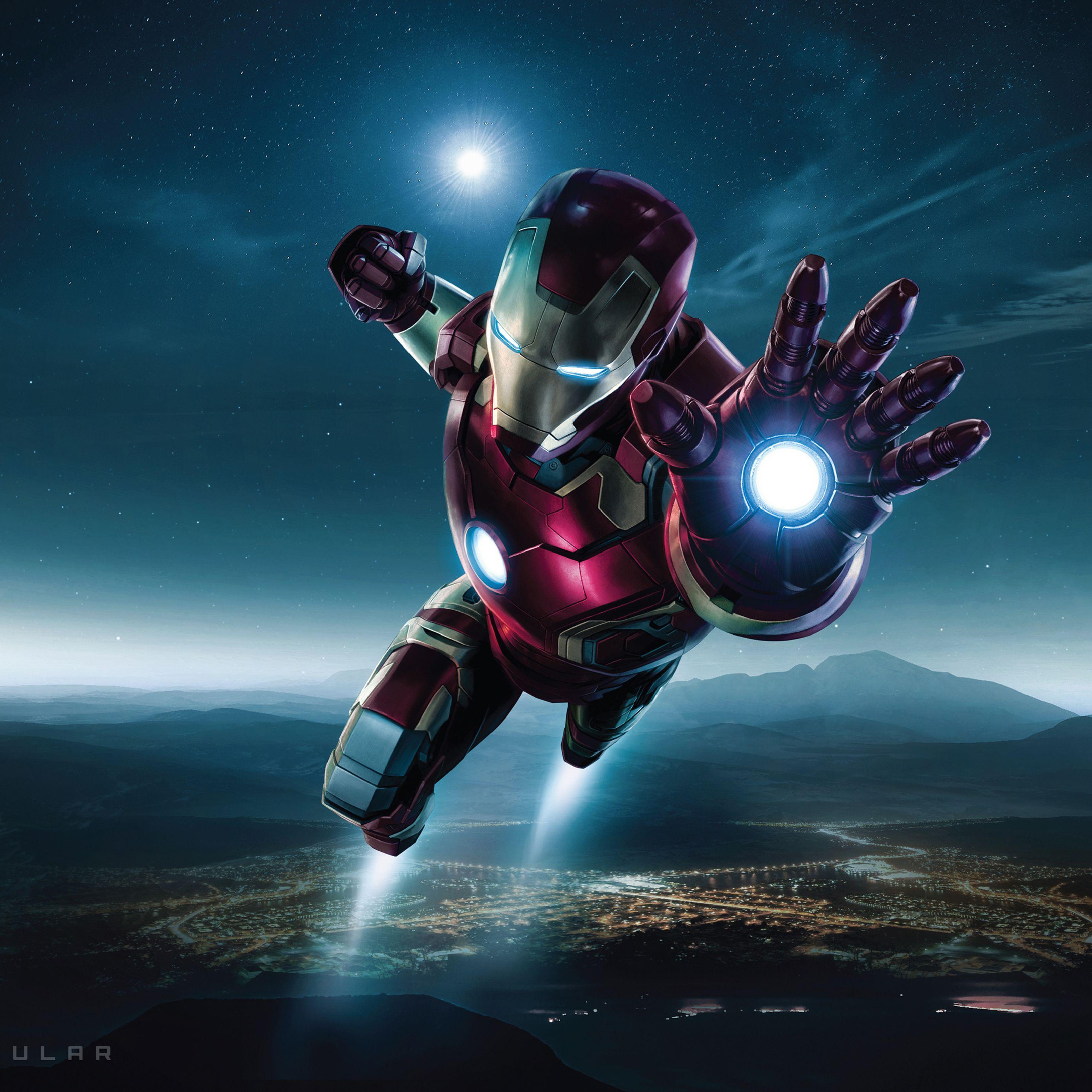 Free Iron Man Wallpaper