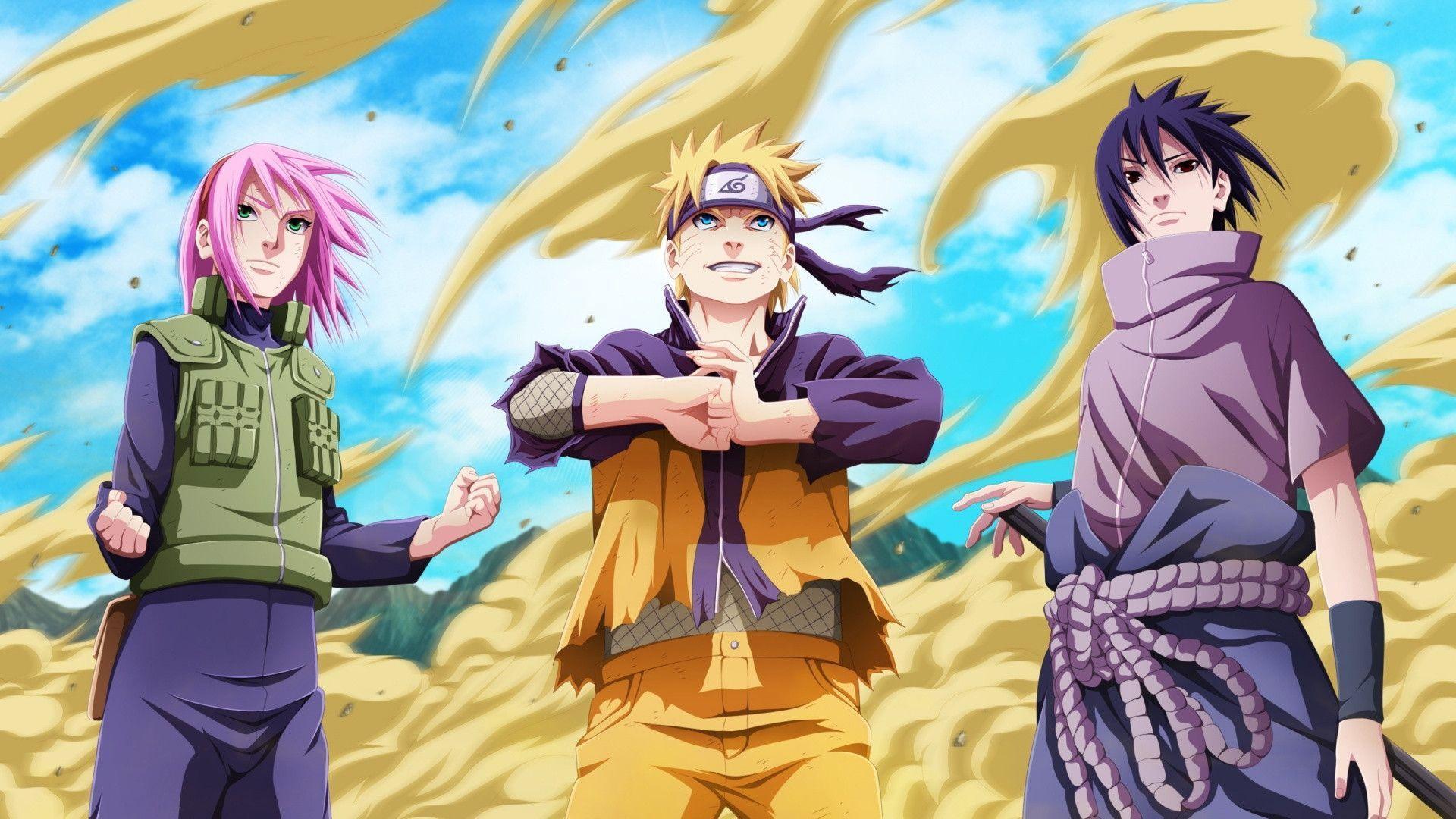 Anime Wallpaper 4k Pc Naruto Gambarku