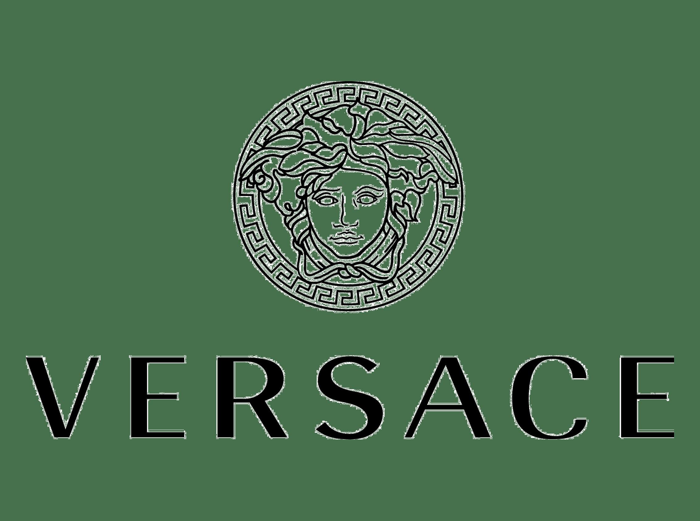Versace Logo Wallpapers Top Free Versace Logo Backgrounds