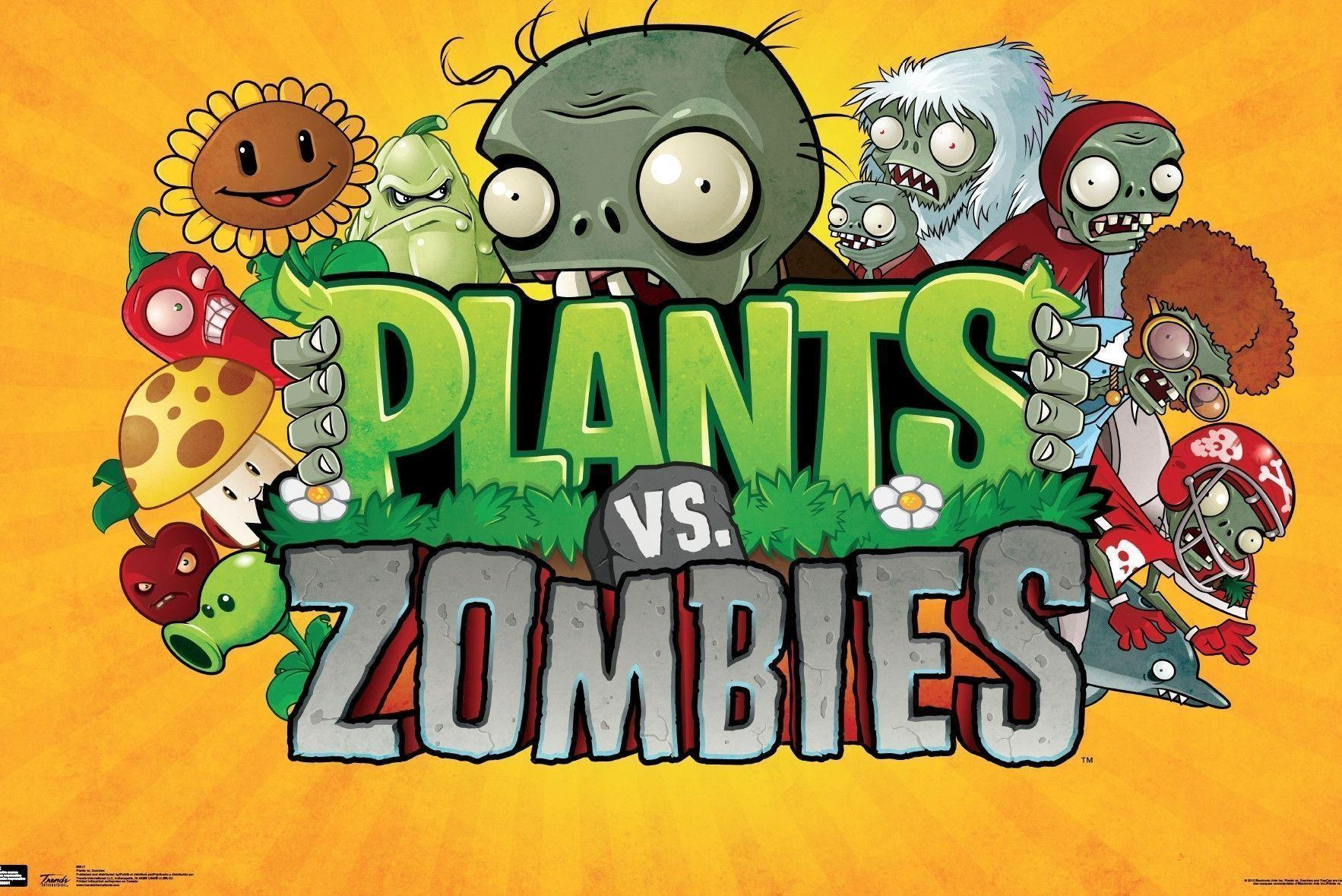 Plants Vs Zombies Wallpapers Top Free Plants Vs Zombies