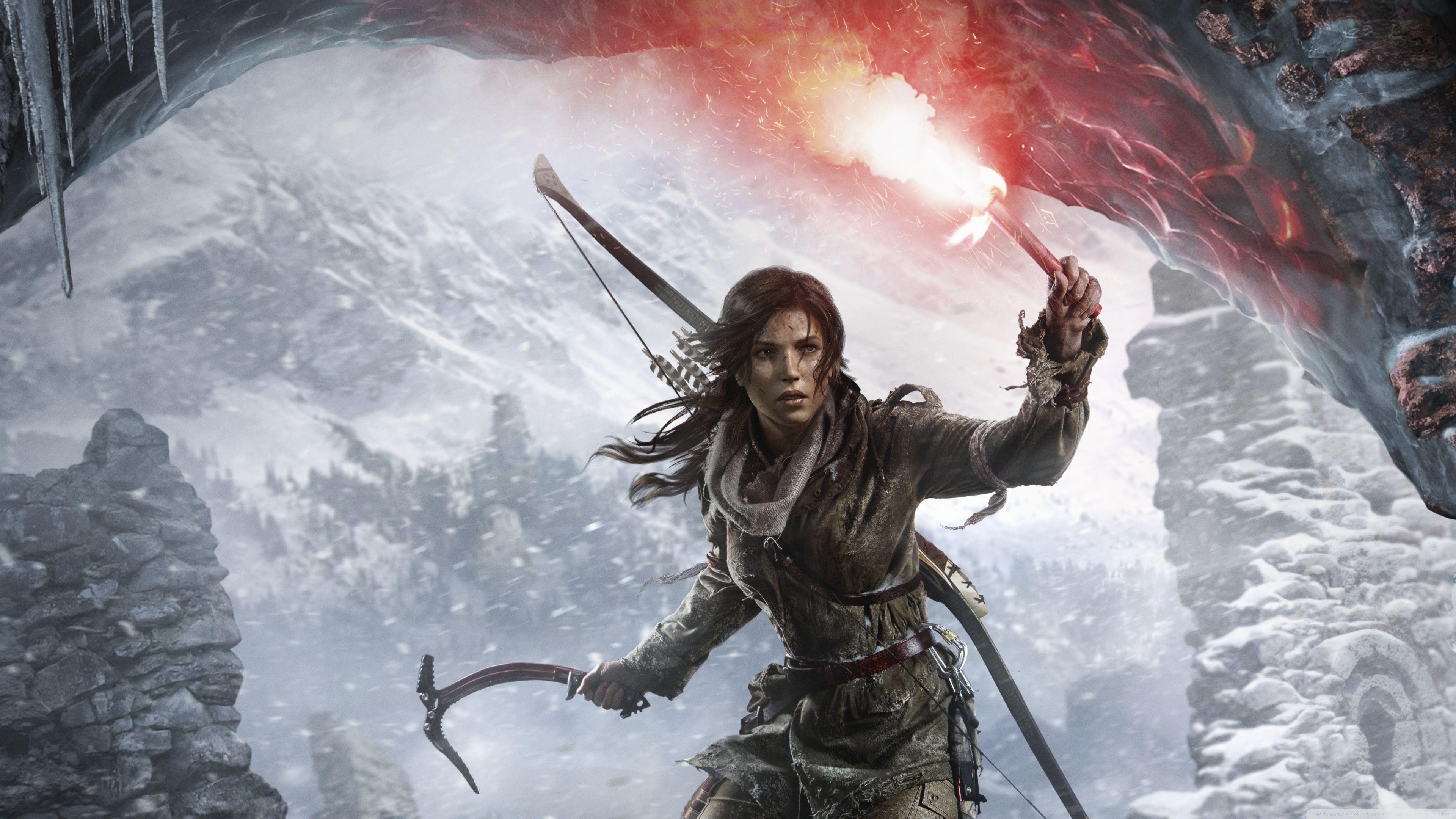 Tomb Raider 4k Desktop Wallpapers Top Free Tomb Raider 4k