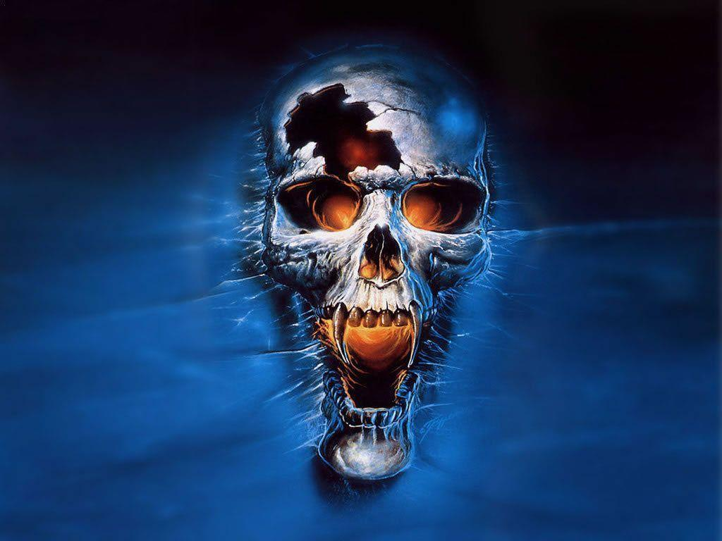 3D Skull Wallpapers - Top Free 3D Skull