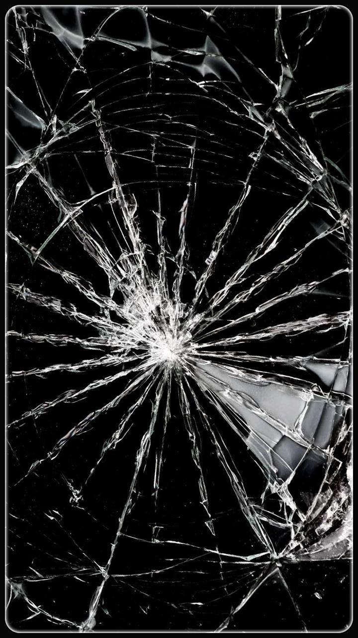 Broken Screen Wallpapers Top Free Broken Screen Backgrounds Wallpaperaccess