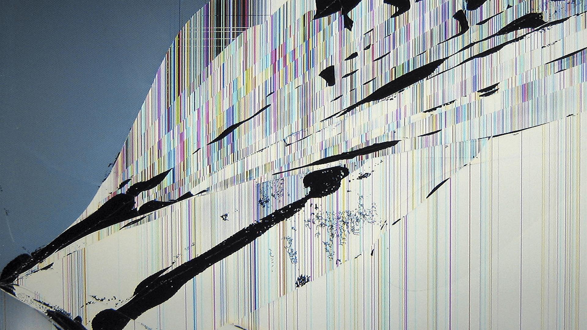 1920x1080 Hình nền màn hình bị hỏng Prank cho máy tính xách tay Windows và Mac