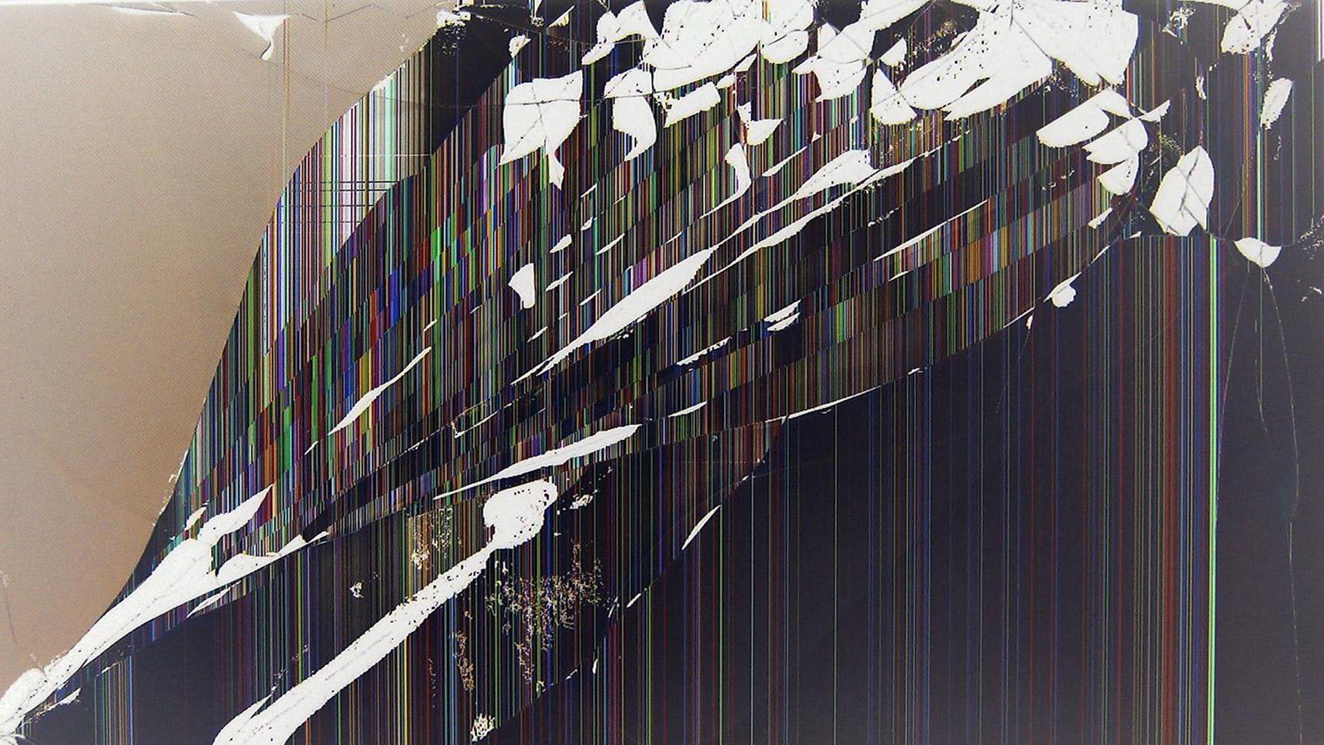 1920x1080 Hình nền màn hình máy tính bị hỏng