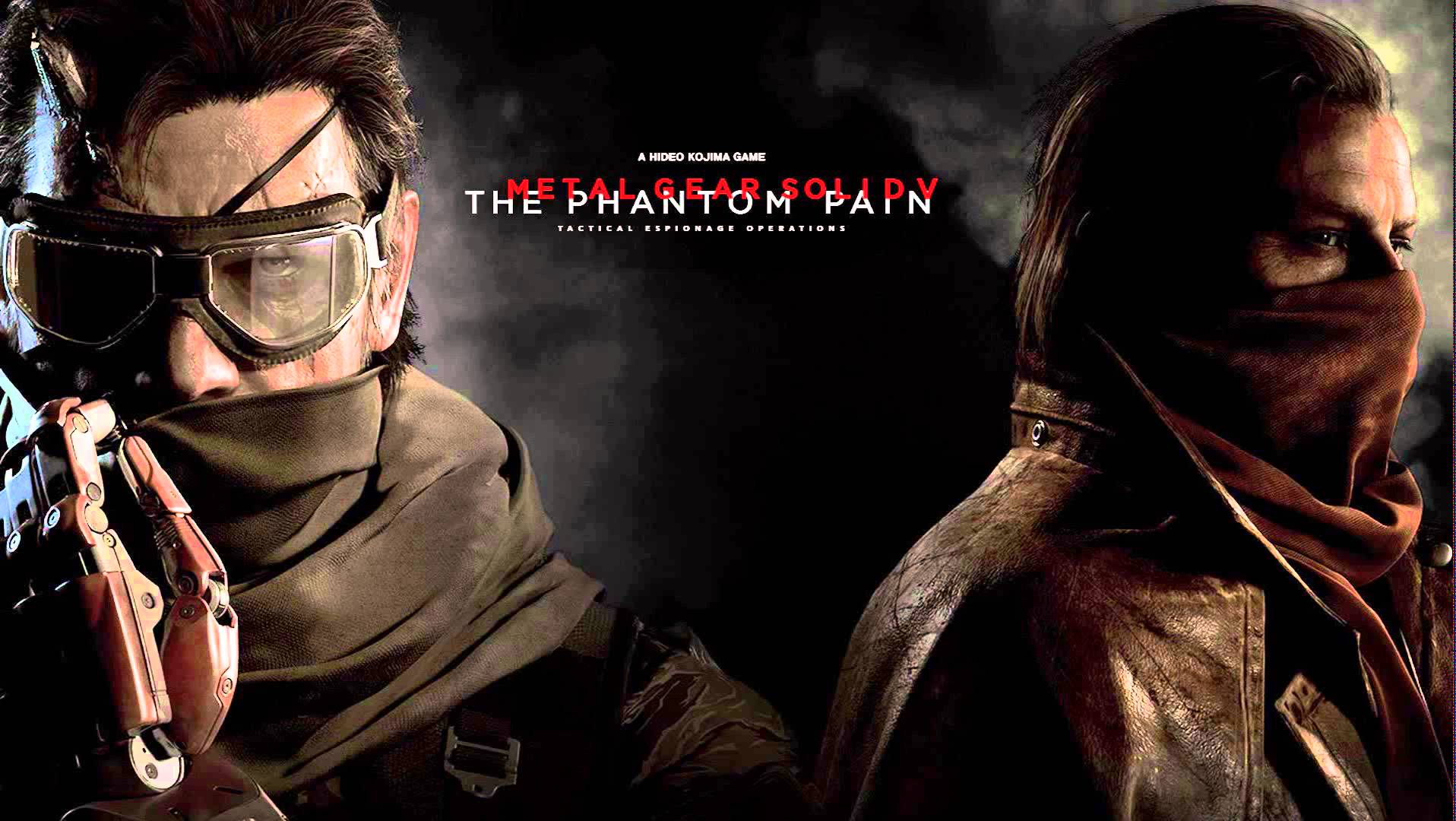 Metal Gear Solid V Wallpapers Top Free Metal Gear Solid V