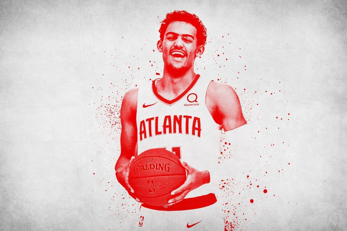 Trae Young Wallpapers Top Free Trae Young Backgrounds