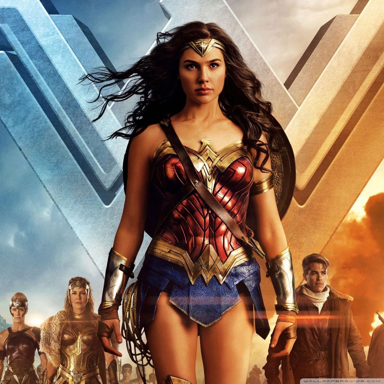Gal Gadot Wonder Woman Wallpaper 4k