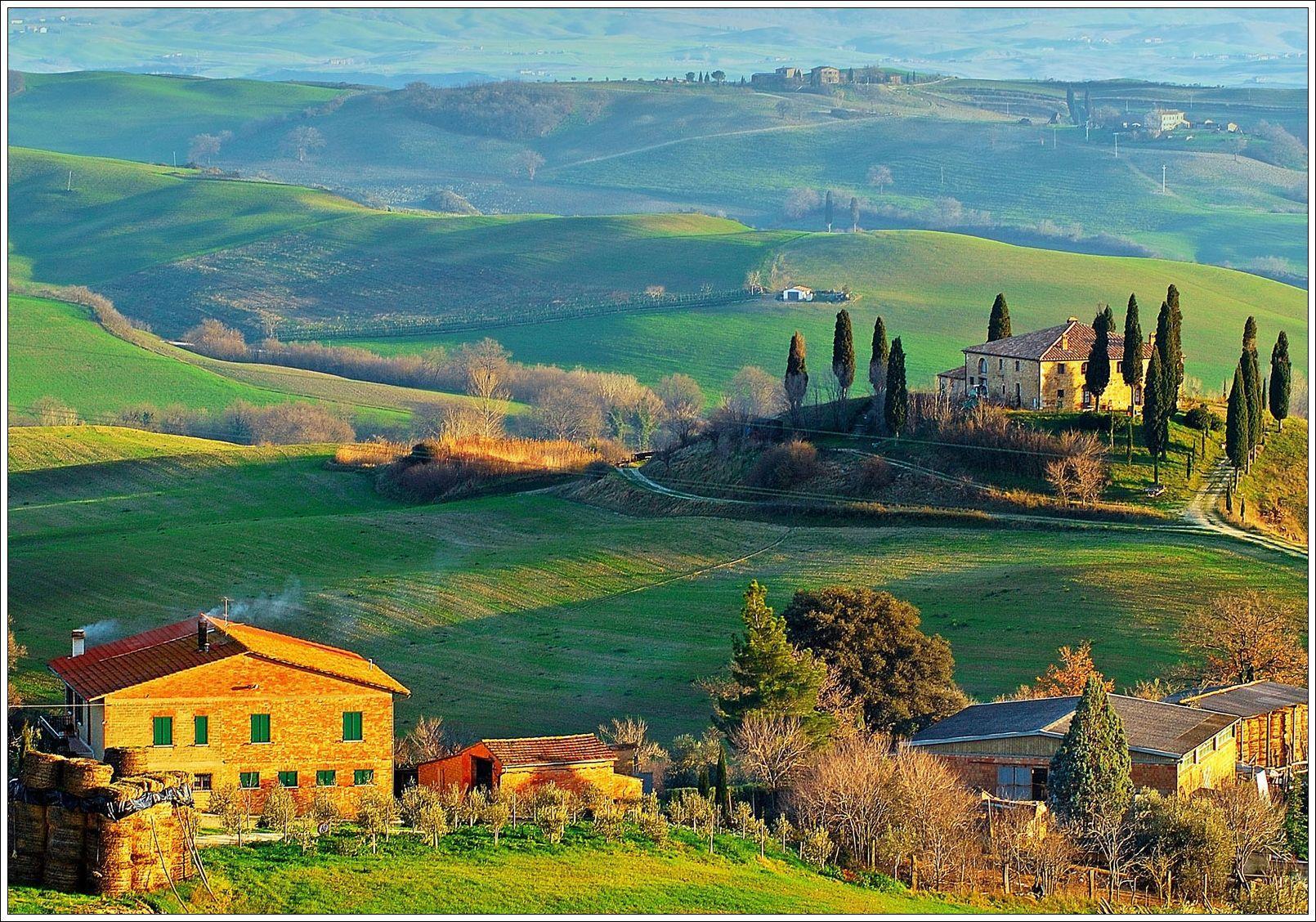 Tuscany Desktop Wallpapers - Top Free Tuscany Desktop ...