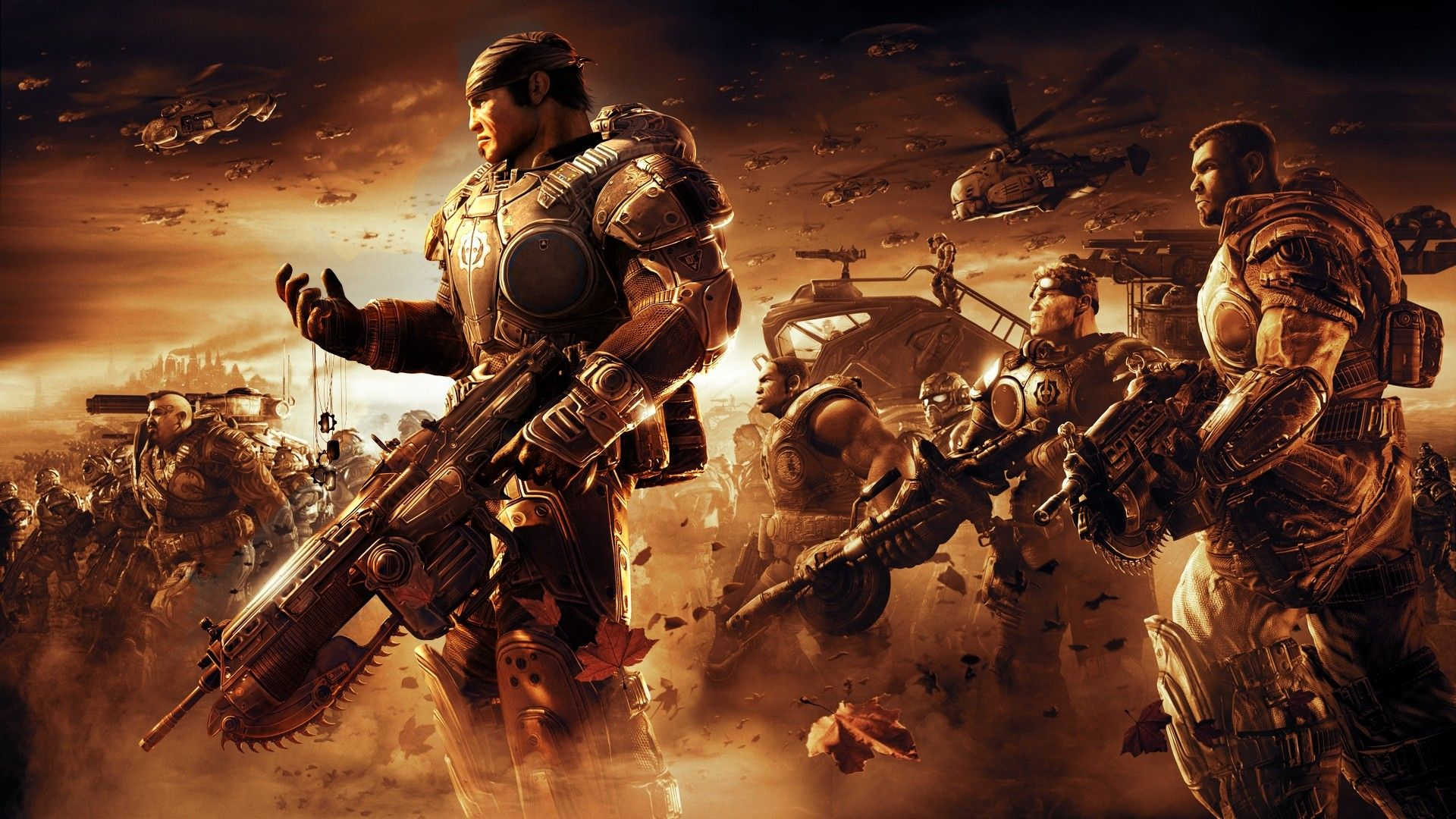 Gears Of War 2 Wallpapers Top Free Gears Of War 2 Backgrounds