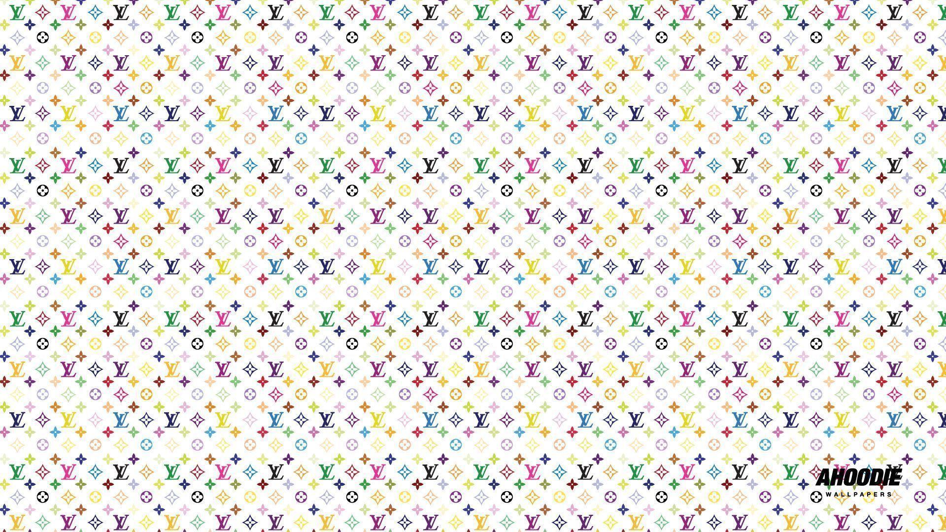 Louis Vuitton Wallpapers Rainbow