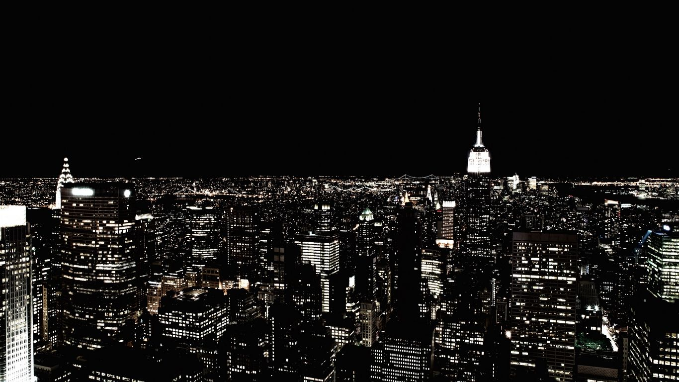 New York Night Laptop Wallpapers Top Free New York Night Laptop Backgrounds Wallpaperaccess