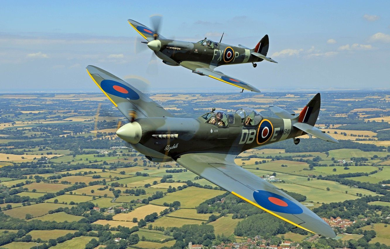Spitfire Wallpapers Top Free Spitfire Backgrounds Wallpaperaccess