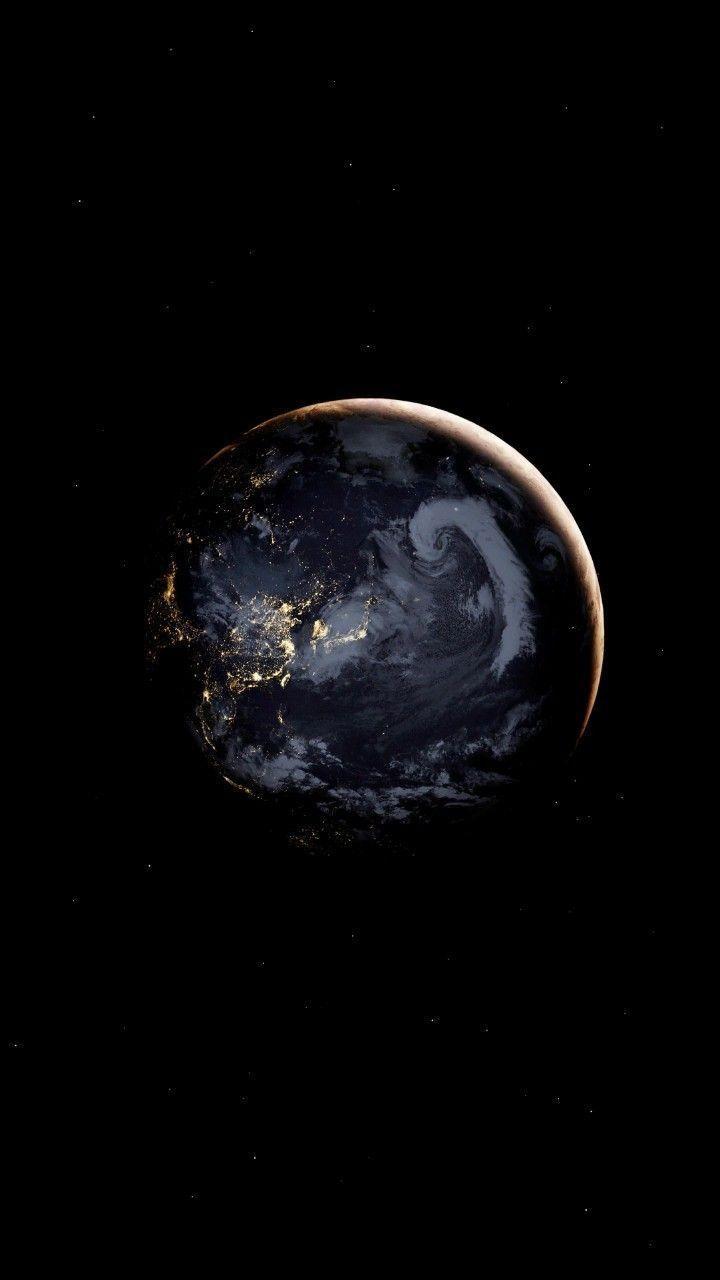 Dark Planet iPhone Wallpapers   Top Free Dark Planet iPhone ...