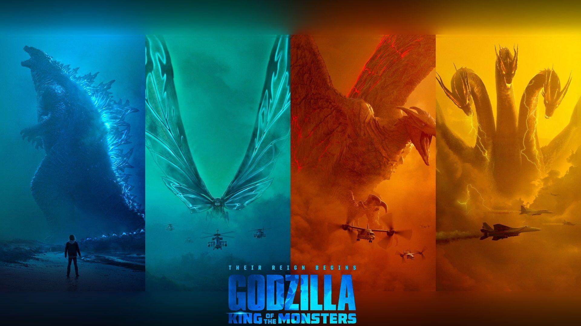 Godzilla King Of Monsters Wallpapers   Top Free Godzilla King Of ...