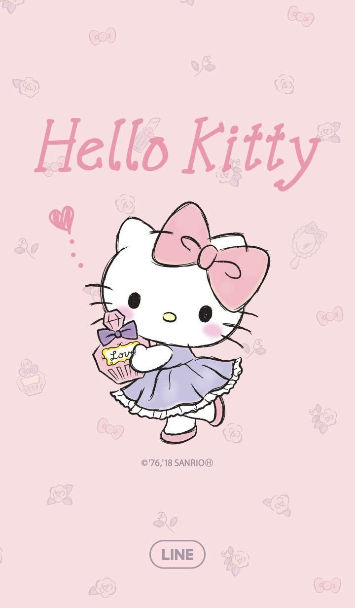 Girly Hello Kitty Wallpapers Top Free Girly Hello Kitty