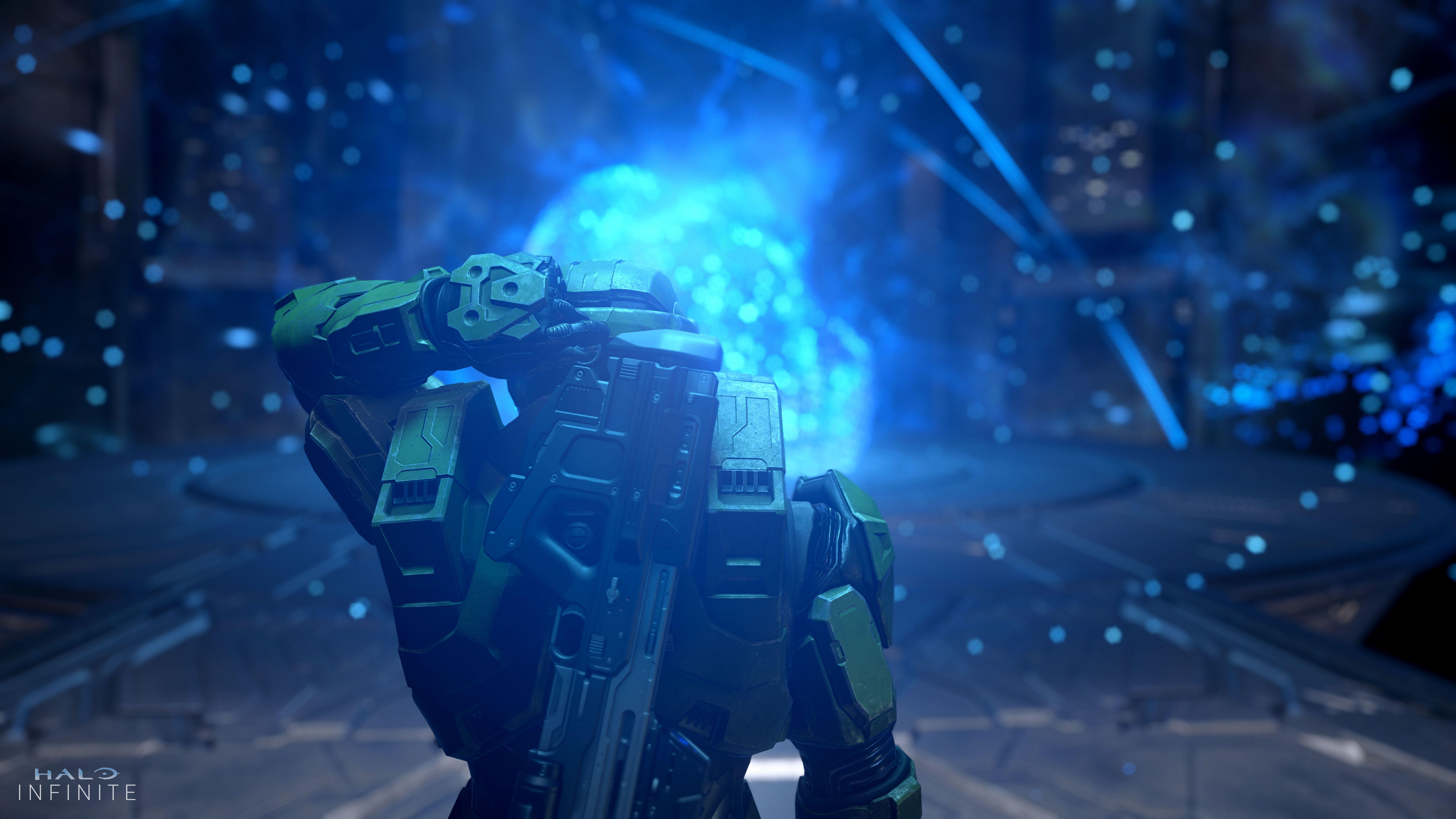 Halo Infinite Desktop Wallpapers Top Free Halo Infinite