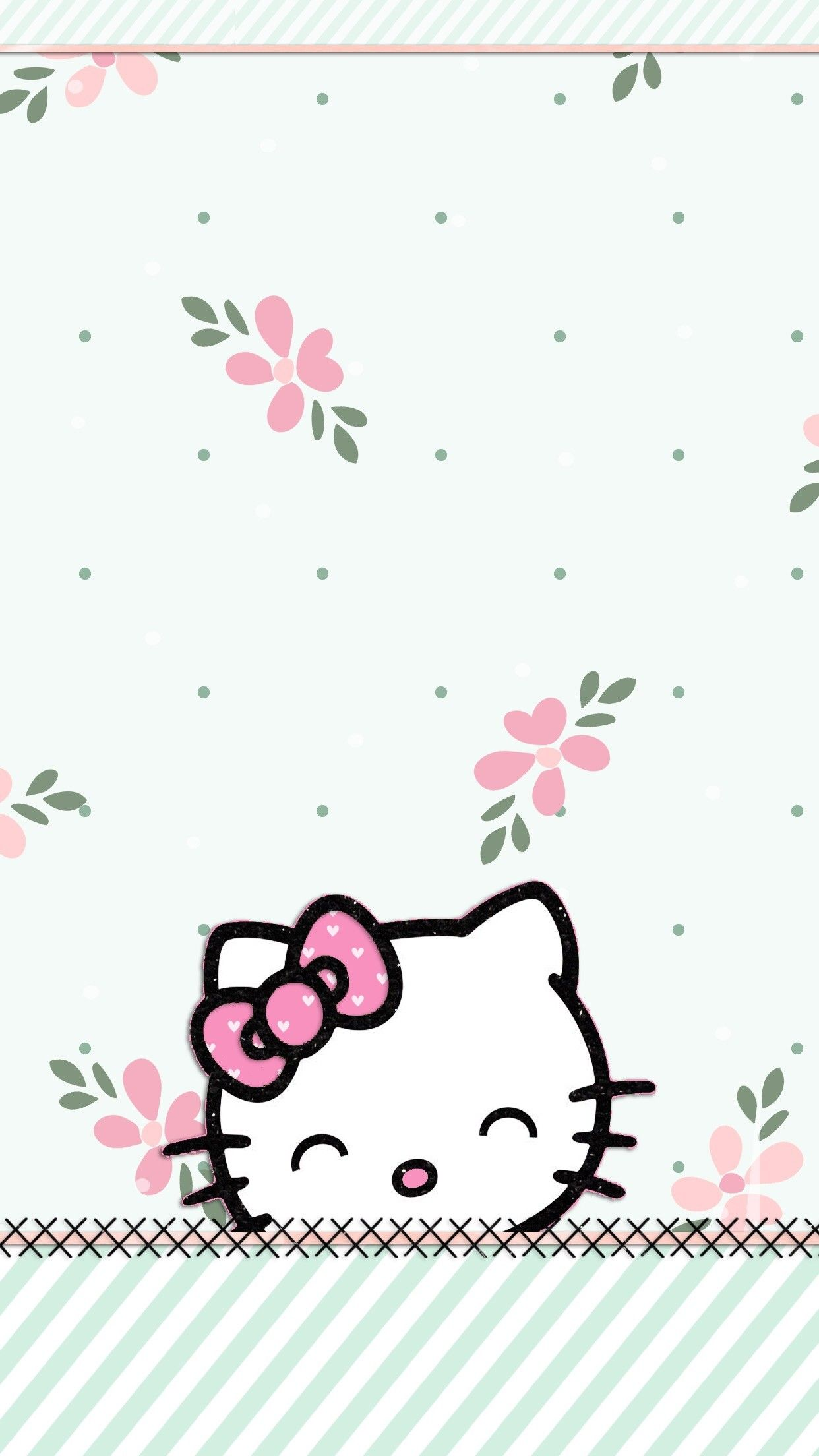 68 Hello Kitty Fondos De Pantalla Hd Fondos De