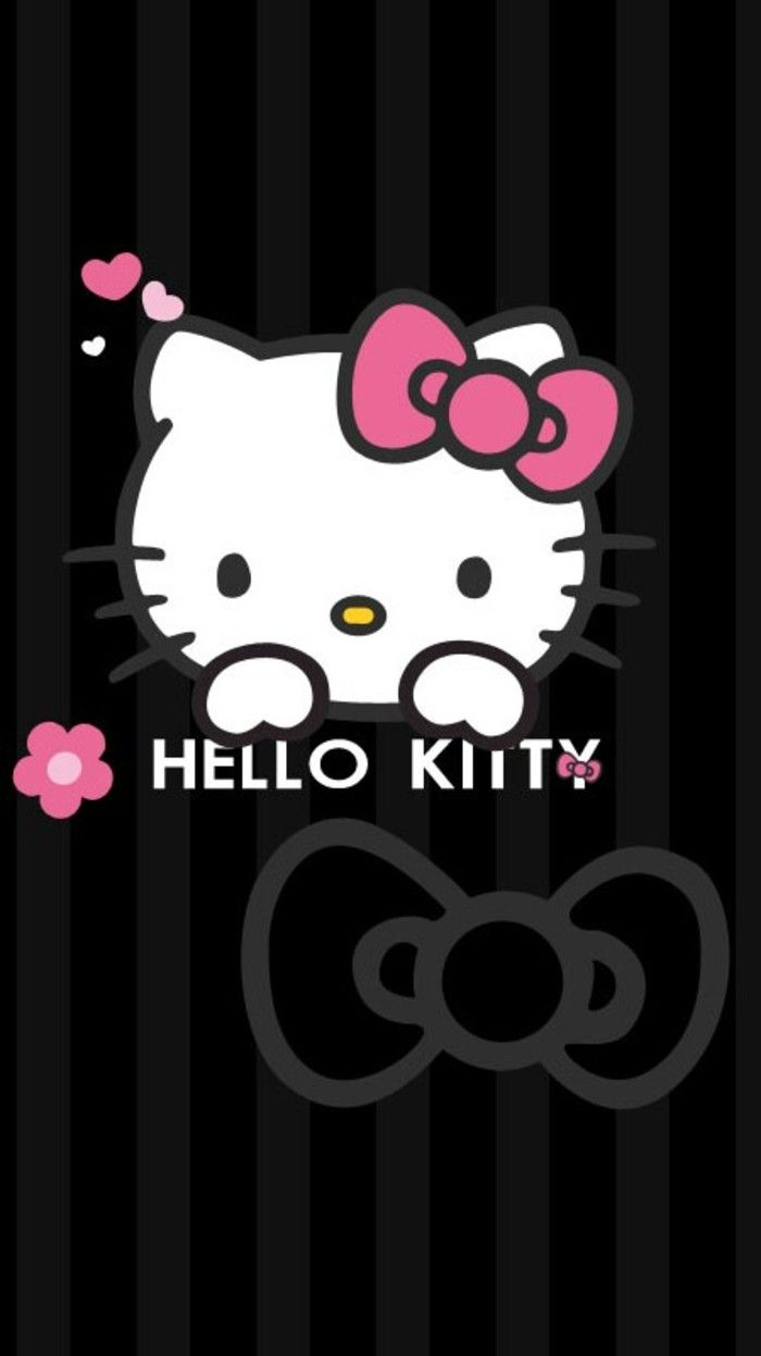 Hello Kitty Phone Wallpapers Top Free Hello Kitty Phone Backgrounds Wallpaperaccess
