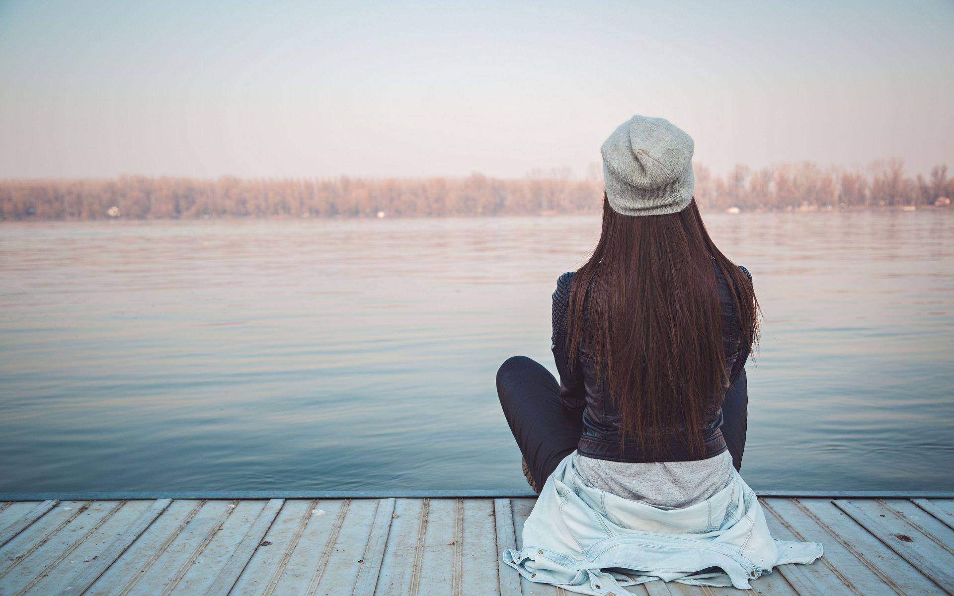 Alone Girl Wallpapers Top Free Alone Girl Backgrounds