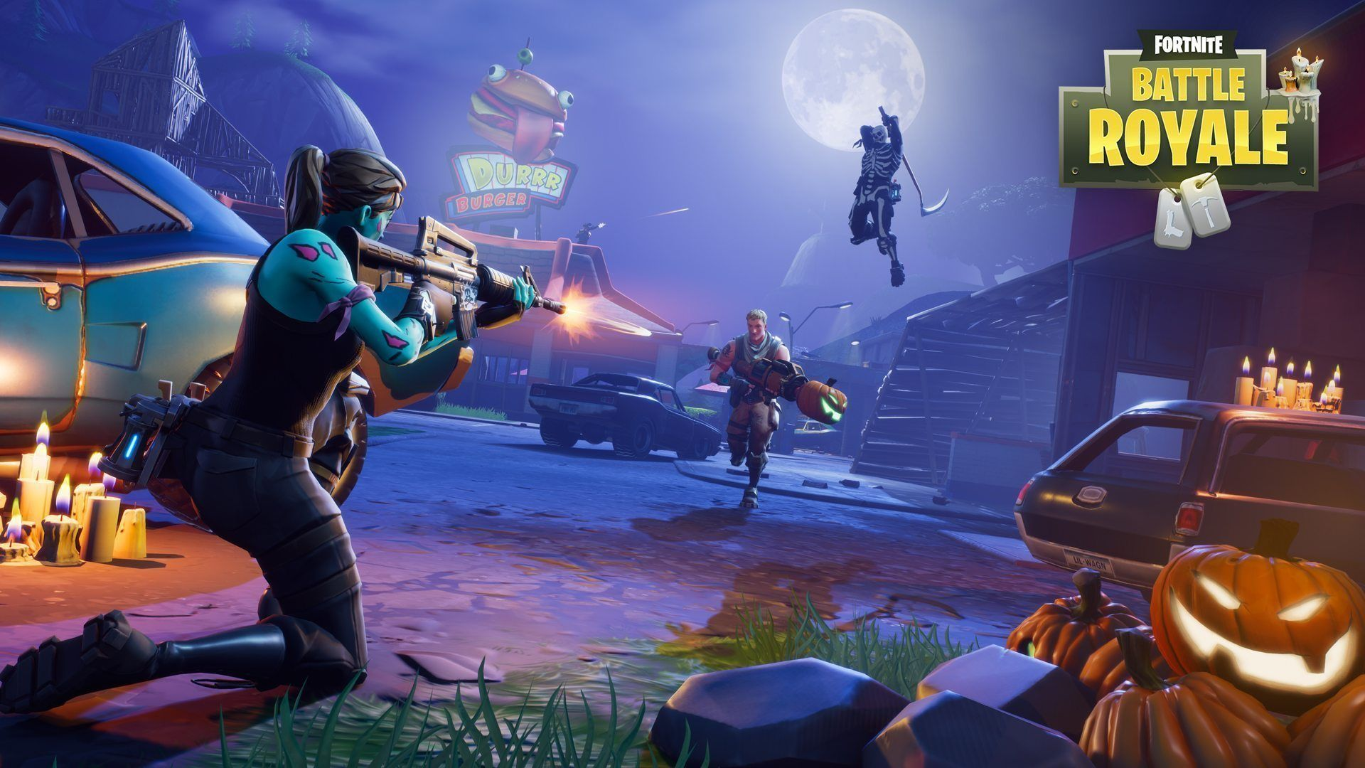 35 Best Free Fortnite Christmas Desktop Wallpapers Wallpaperaccess