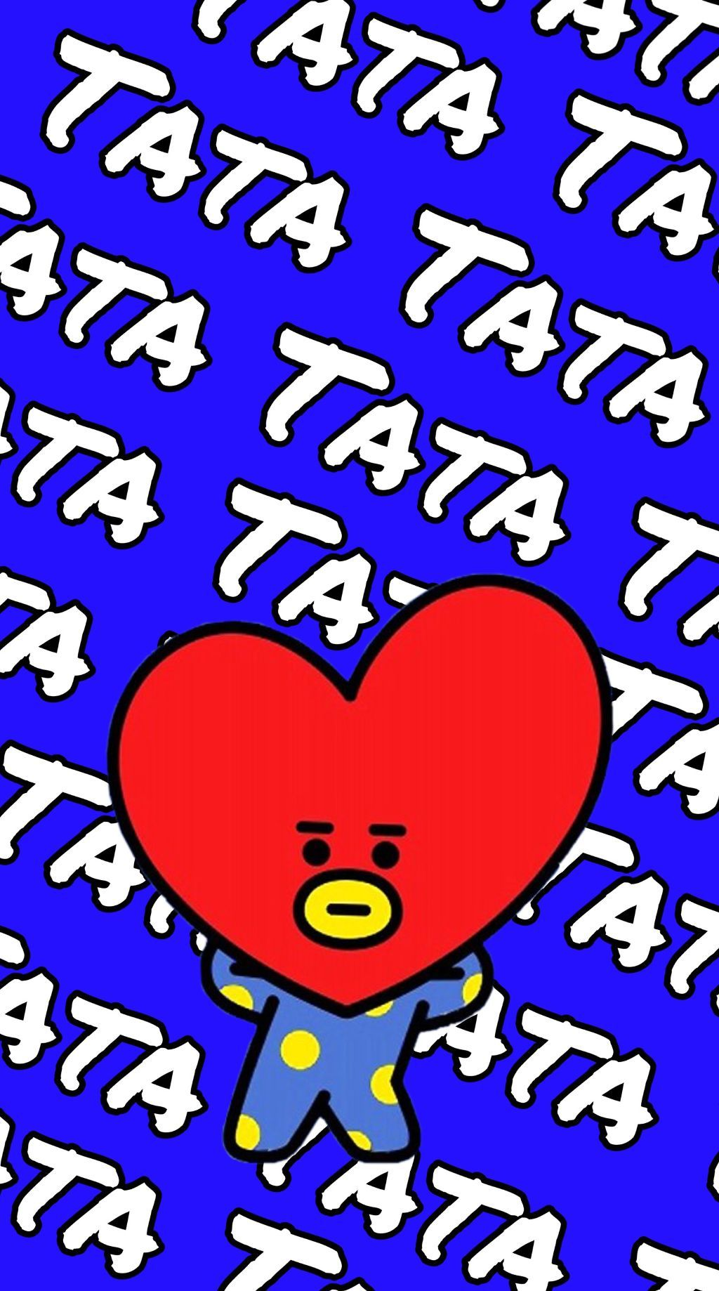 Tata Bt21 Wallpapers Top Free Tata Bt21 Backgrounds