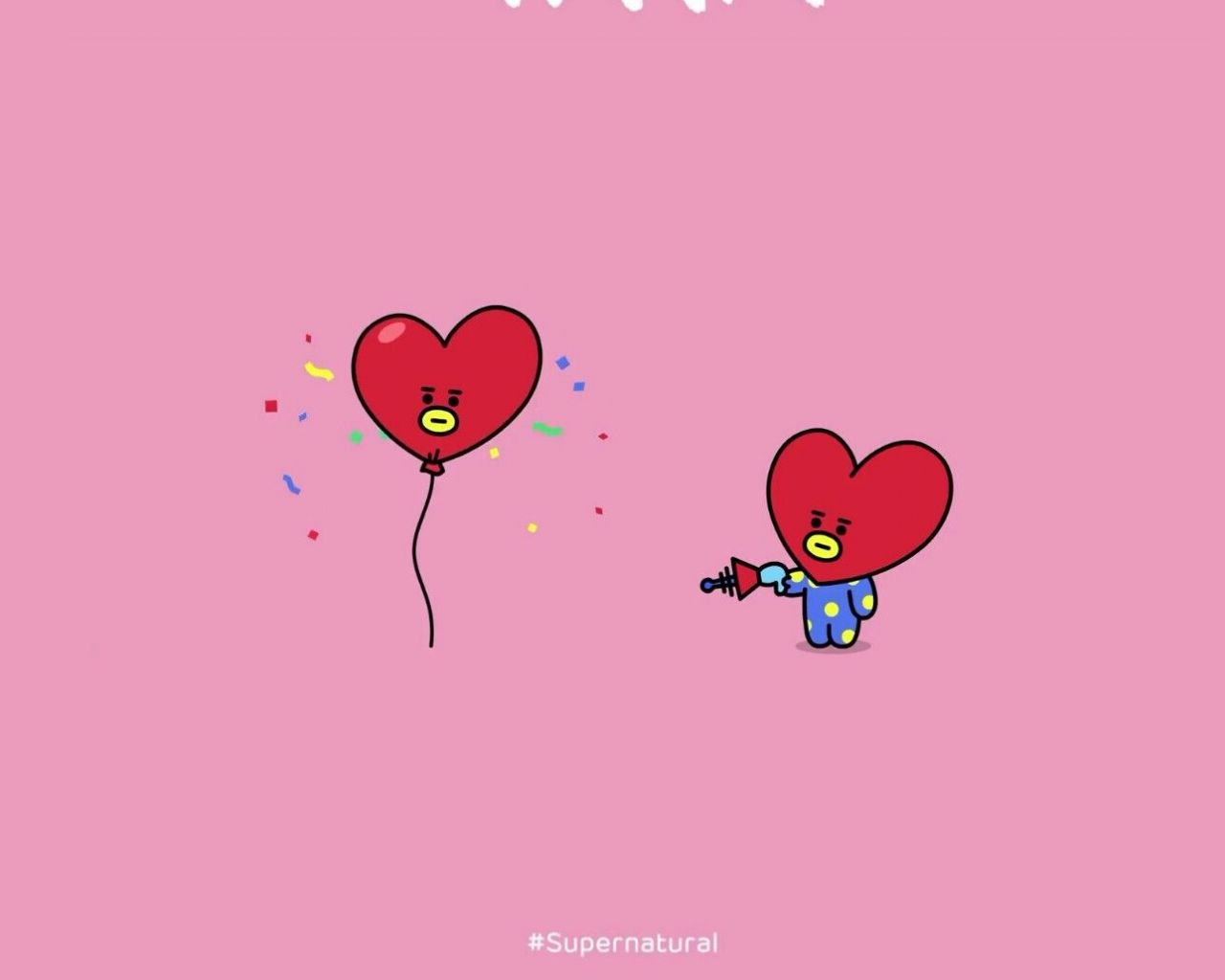 Bts Aesthetic Ipad Wallpapers Bt21 Tata | Quotes and Wallpaper U