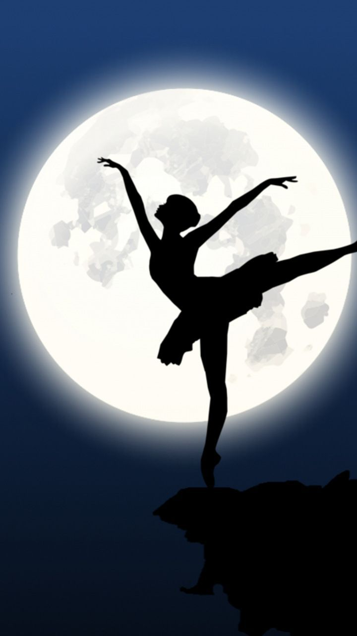 Ballet Silhouette Wallpapers Top Free Ballet Silhouette Backgrounds Wallpaperaccess