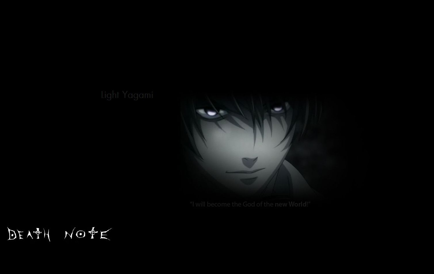 Light Death Note Wallpapers Top Free Light Death Note