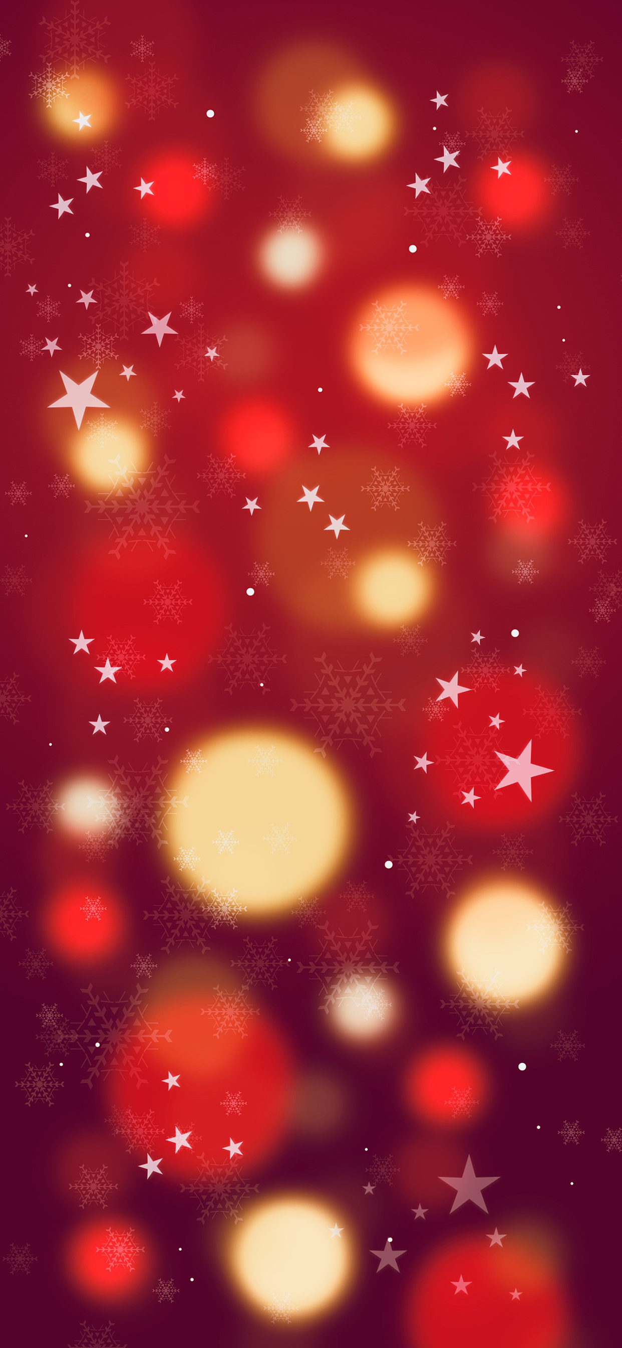 Red Christmas Iphone Wallpapers Top Free Red Christmas