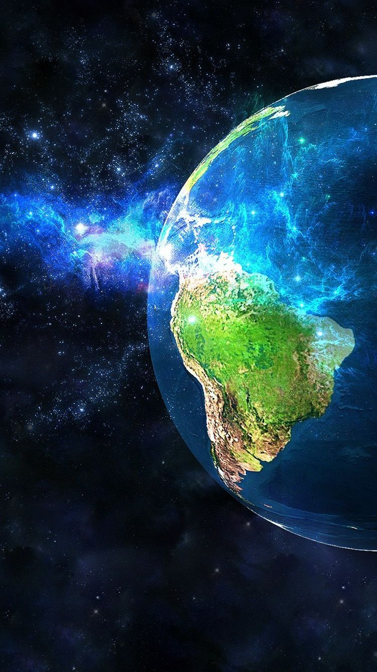 3d Earth Iphone Wallpapers Top Free 3d Earth Iphone