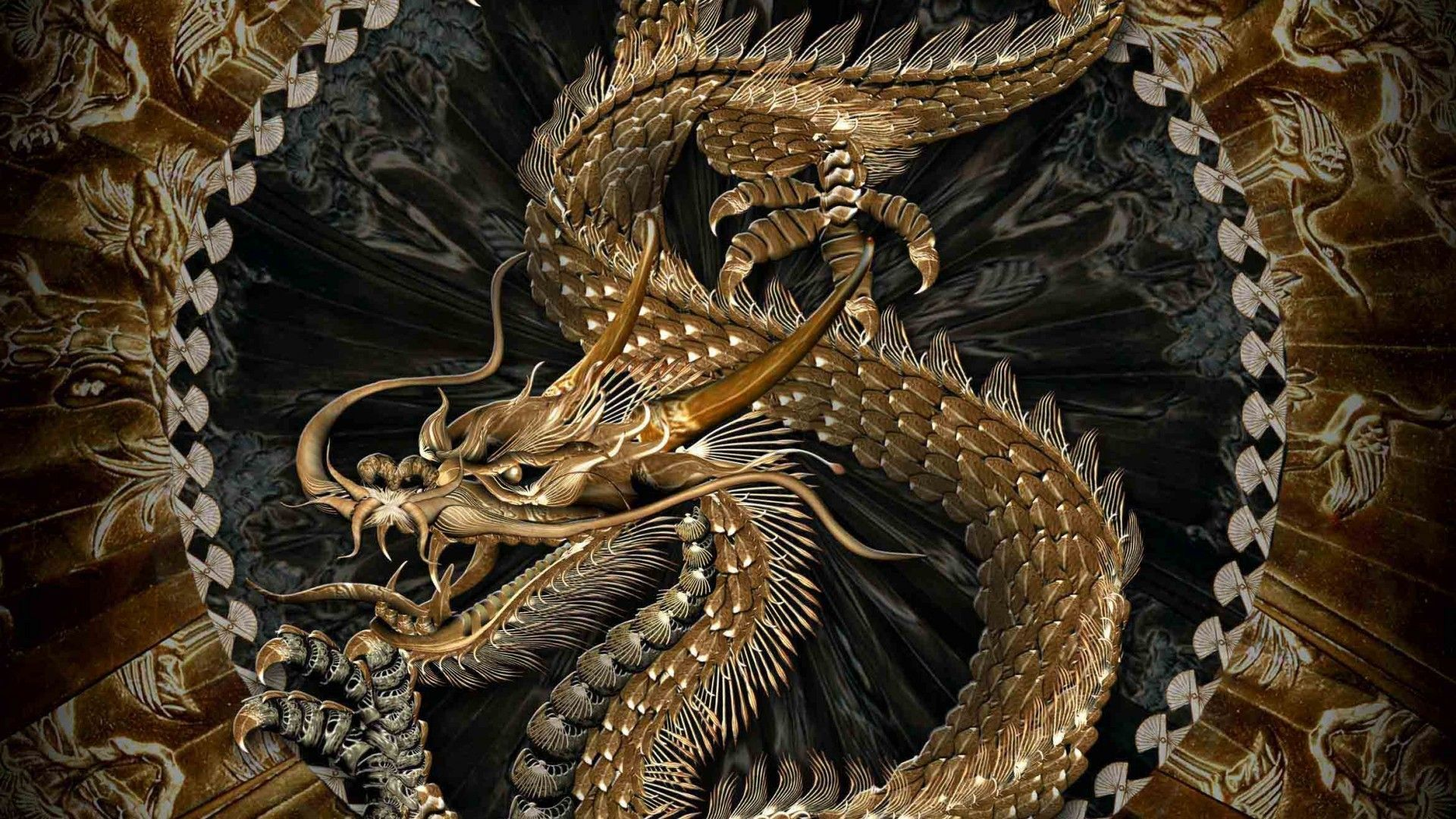 Chinese Dragon Wallpapers Top Free Chinese Dragon