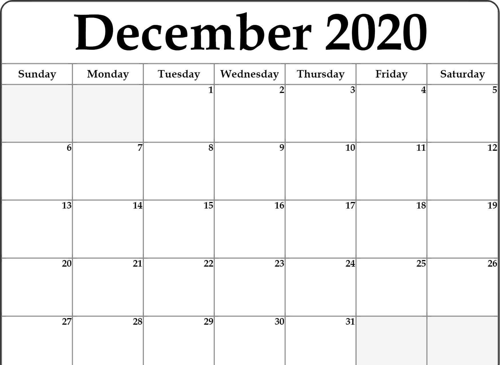 Printable December 2020 Calendar.December 2020 Calendar Wallpapers Top Free December 2020