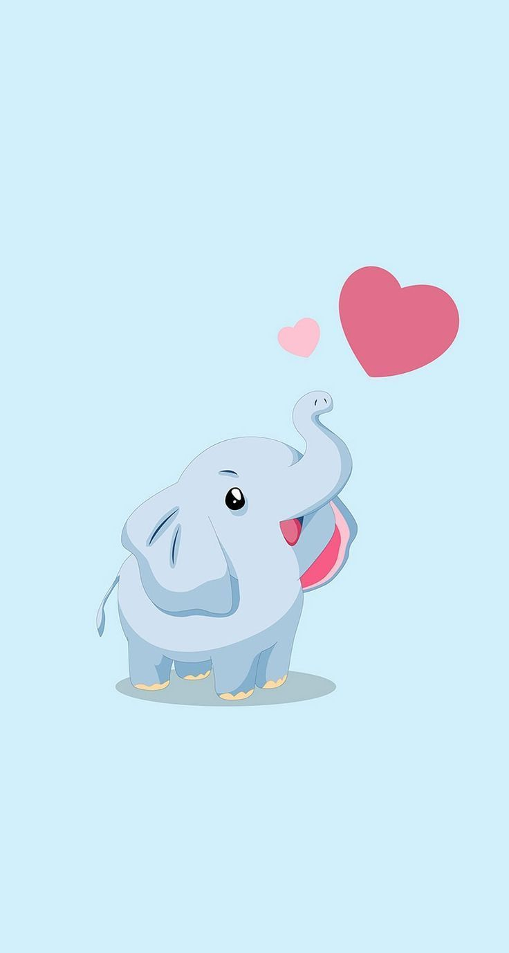 Cartoon Elephant Wallpapers Top Free Cartoon Elephant