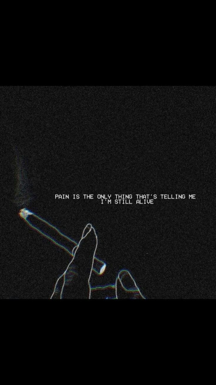 Sad Quotes Aesthetic Wallpapers Top Free Sad Quotes Aesthetic Backgrounds Wallpaperaccess