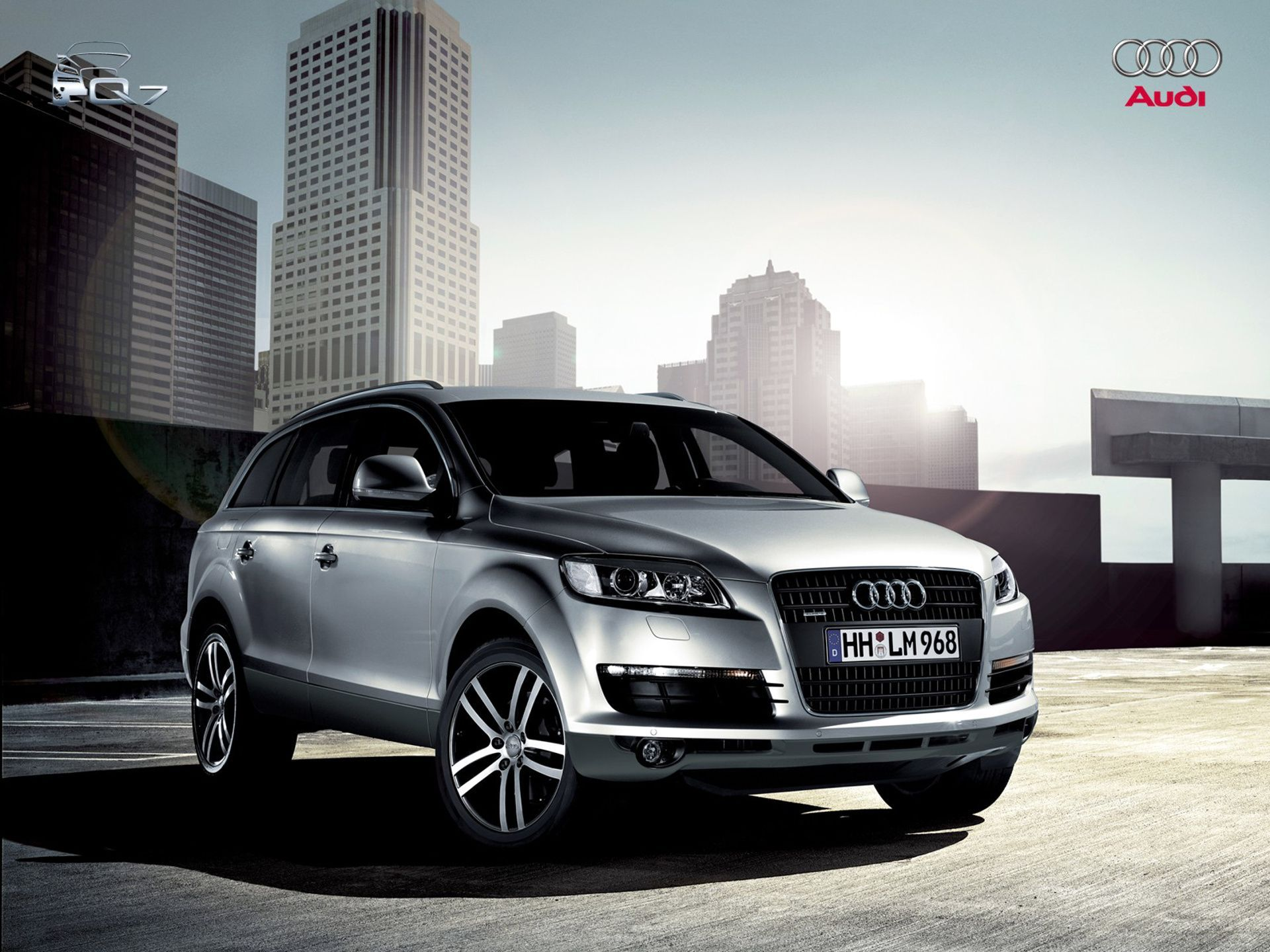 Audi Q7 Wallpapers Top Free Audi Q7 Backgrounds