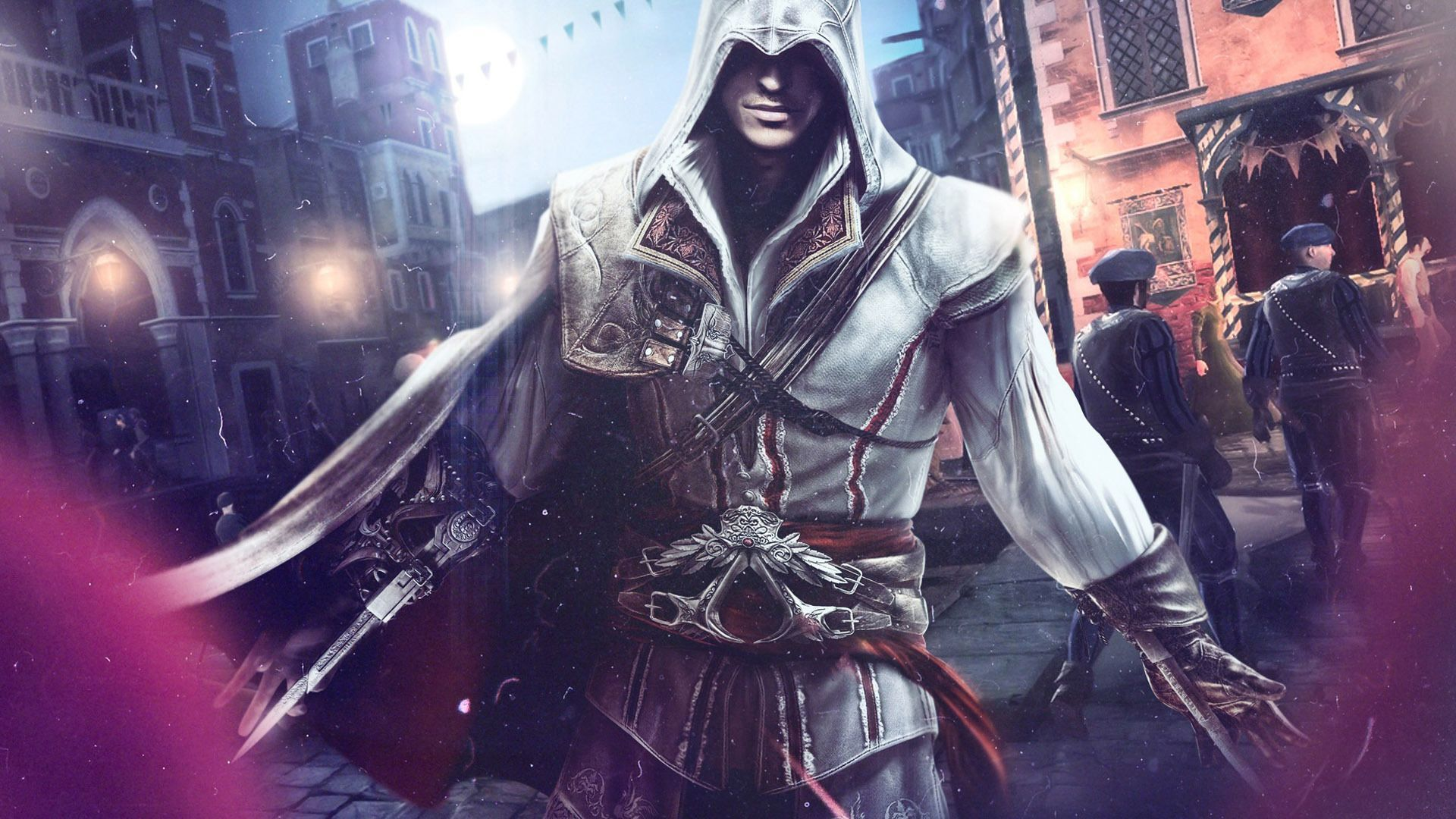 Assassin's Creed 2 Wallpapers - Top Free Assassin's Creed 2 Backgrounds - WallpaperAccess